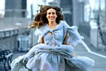for the love of carrie bradshaw / my style icon and fashion guru