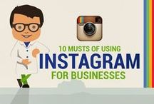 Instagram Strategies / Instagram tips tools and strategies are a great way to engage with your audience!  Here's great resources to help you tell your biz story and share your brand. / by Darla Kirchner