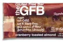 The GFB: The Gluten Free Bar / Ridiculously tasty, protein-packed snacks for you and your kids.