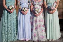vintage bridesmaid | vintage aisle