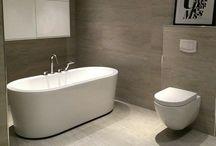 Bad inspo / Inspirasjon til badet i oppussingsobjektet vårt
