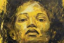 Sound Mind Art / Paintings by African artists