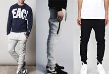 athleisure / Athleisure - a trend in fashion in which clothing designed for the gym, is worn outside of the gym to go to the office or shopping or other social occasions.