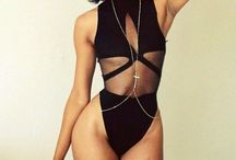 Sexy little things / Lingerie, bathing suits, sexy outfits