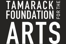 Our New Vision / On March 4th, 2016 we announced a refreshed name and vision - and a campaign to build a new facility. We are now the Tamarack Foundation for the Arts, an organization with a singular focus: to build the creative economy of West Virginia.