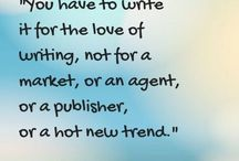 Authors I admire / & some I love...