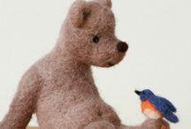 Theodore B Bear & Friends / Teddy Bear's & Dolls