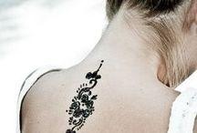 Inks / Così indelebile ma così labile al tempo stesso.