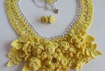 Colares crochet
