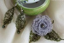 Crochet arame