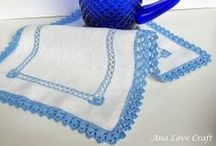 Barrinhas crochet
