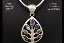 tree of life jewelry / images of some wonderful examples of Tree of Life Necklaces and Pendants, Bracelets, Rings and all manner Tree of Life Jewelry