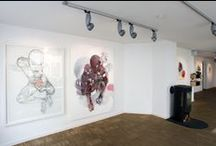 Exhibitions at Oxholm Gallery / Here you can see both the current and the past exhibitions of Oxholm Gallery in Ravnsborggade 5 & 6 in Copenhagen, Denmark. There'll be further details within the album about each artist and exhibit.