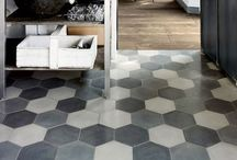 Tiles in Design / The right Tiles for the right area. Great Design tips from Paulina Bird, residential Interior Designer for Suregrip Ceramics.