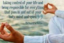 Healing / Energy healing, complementary healing, natural remedies.