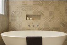 Feature Tile Walls
