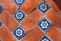 Artistry with Tiles! / Tiles can be used for artistic pieces - let your imagination run wild!