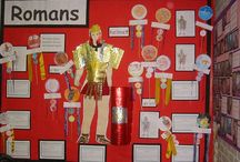 Romans / KS2 topic