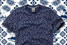 Tropical Menswear Fashion Branding & Graphics