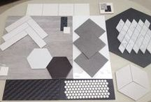 Concept Consults - Real Client Tile Selections / Be inspired by our client's tile selections with our Design Team during our complimentary appointment service - CONCEPT CONSULT - based in our Geelong West showroom, book yours today: http://www.tilejunket.com.au/concept-consult/