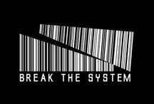 Anti-Consumer Movement / Don't accept everything that consumer-culture tells you!