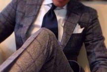 About men / About suits
