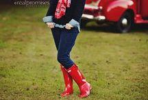 ----------------->Rain boots