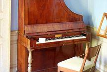 Music / Teaching, piano sheets, books