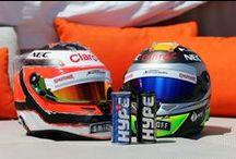 Hype @F1 / Sahara Force India Formula One Team sponsors 2015/2016