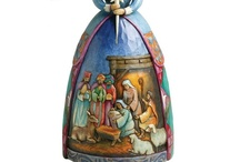 Nativity, You want me to put my baby where ? / christmas nativity scenes / by Rubie Thomases