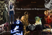 thesis / Thesis Project: The Allegories of Subjugation.
