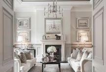 LIVING ROOMS / by SHD | Svetlana Hanzyy Design