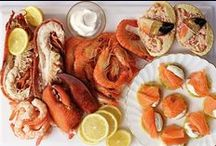 Entertaining with Seafood