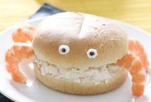 Seafood for Kids