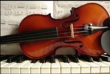 Violons et violonistes / by Dorothée Visseaux Puéchavy