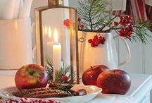 Christmassss / A number of beautiful pictures to inspire you and bring the spirit of Christmas  in your heart!