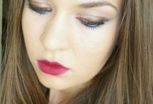 Make-up by me / You can find all of these make-up looks in detail on my blog : http://criss-lifestyleinmyway.blogspot.ro/