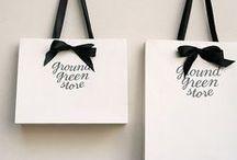 < Paper Bag Ideas >