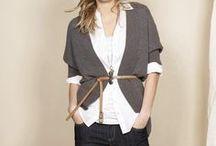 Style and wardrobe / I look che mi piacciono e da cui mi lascio ispirare e tante indicazioni utili per un guardaroba perfetto