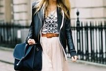 Fashion Inspo / Outfits we love, found while browsing Pinterest.