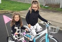 ByK Kids Bikes / All of our models, plus photos of kids riding them!