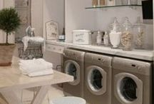 //Laundry Rooms// / Inspiration for our new laundry room