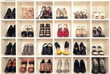 //Wonderful Wardrobes// / Inspiration to help organise a wardrobe