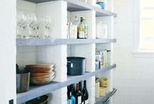//Organised Kitchens// / Inspiration to help organise a kitchen