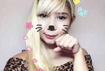 Ulzzang / Gyaru / Asians / K-fashion, internet idols