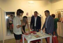 Tatitoto a Convivio 2014 / Shopping e solidarietà. Tatitoto fa sold out a #Convivio,  La grande mostra mercato a sostegno di Anlaids, 13-17 giugno 2014