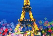 *******❤ Paris ❤******* / by Susana Frankel