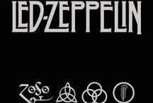 Led Zeppelin / by Tom Bee