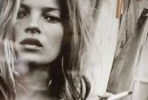 Kate Moss / SIMPLE is beautiful.... ;)