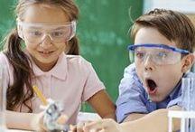 Experimentos para niños / Los más divertidos experimentos científicos para jugar y aprender con los niños.